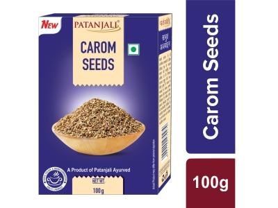 Patanjali Ajowan (Carom Seeds)