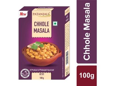 Patanjali Chhole Masala