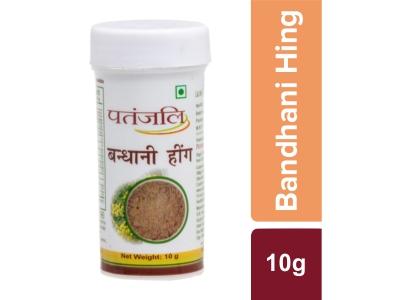 Patanjali Bandhani Hing