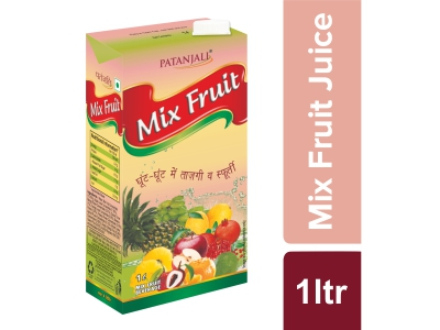 PATANJALI MIX FRUIT JUICE