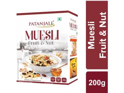 Patanjali Muesli Fruit & Nut