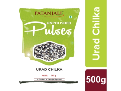 Patanjali Unpolished Urad Chilka