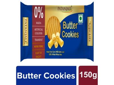 Patanjali Butter Cookies