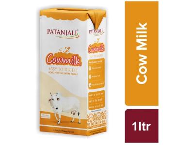 COW MILK (WITH STRAW)