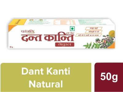 Patanjali Dant Kanti Natural Toothpaste