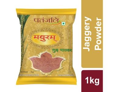 Patanjali Madhuram Sugar (Jaggery Powder)