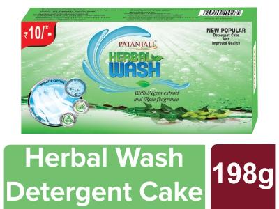 Patanjali Herbal Wash Detergent Cake