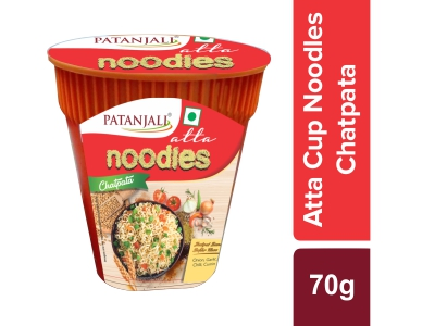 Patanjali Atta Cup Noodles Chatpata