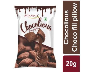 Patanjali Chocolious- Choco Fill Pillow