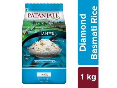 Patanjali Diamond Basmati Rice