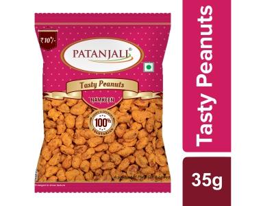Patanjali Tasty Peanuts Namkeen