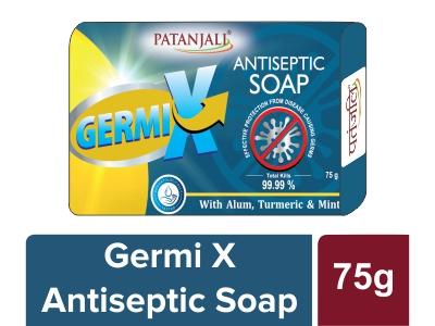 Patanjali Germi X Antiseptic Soap