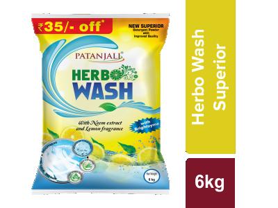 Herbo Wash Detergent Powder