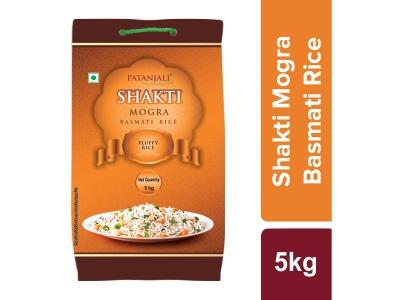 Patanjali Shakti Rice XXL Mogra
