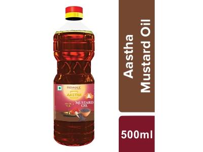 Aastha Mustard Oil (B)