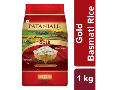 Patanjali Gold Basmati Rice