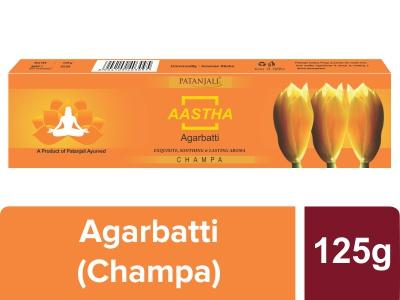 Aastha Agarbatti Champa