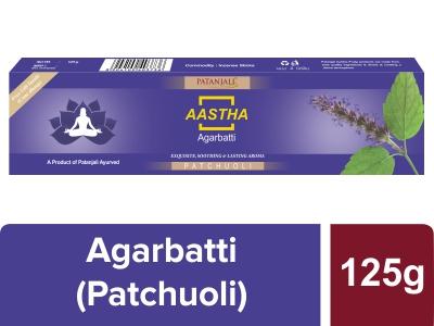 Aastha Agarbatti Patchauli
