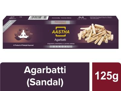 Aastha Agarbatti Sandal