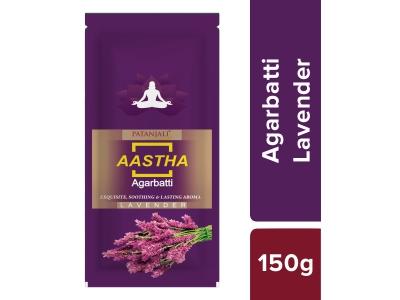 Aastha Agarbatti Lavender