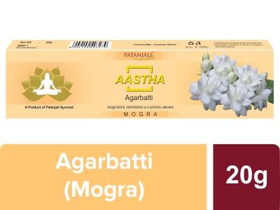 Aastha Agarbatti Mogra
