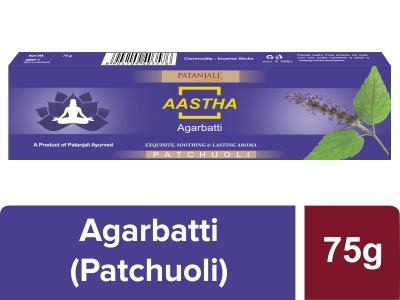 Aastha Agarbatti Patchouli