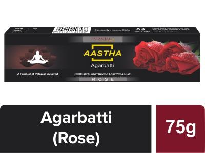 Aastha Agarbatti Rose