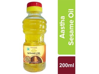 Aastha Sesame Oil