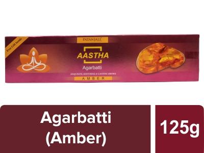 Aastha Agarbatti Amber