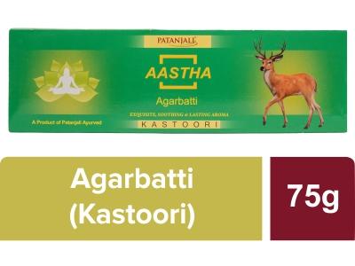 Aastha Agarbatti Kasturi