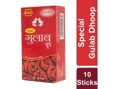 Aastha Special Rose Dhoop -10 N