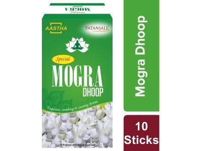 Aastha Special Mogra Dhoop-10N
