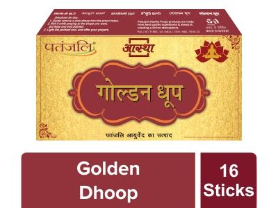 Aastha Golden Dhoop -16 N