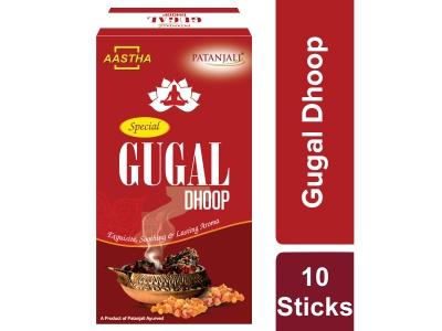 Aastha Special Gugal Dhoop -10 N