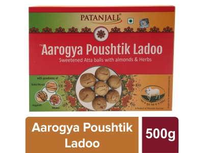 Patanjali Aarogya Poushtik Ladoo
