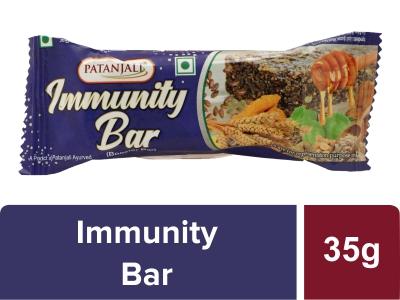 Patanjali Immunity Bar