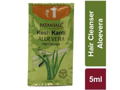 Patanjali Kesh Kanti Hair Cleanser Aloevera