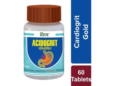 Divya Acidogrit Tablet 60 N