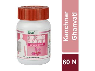 Divya Kanchnar Ghanvati 60 N