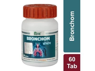 Divya Bronchom 60 N
