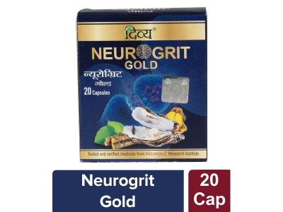 Divya Neurogrit Gold 20 N