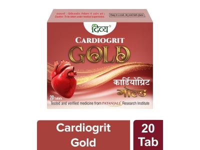 Divya Cardiogrit Gold Tablet  20 N
