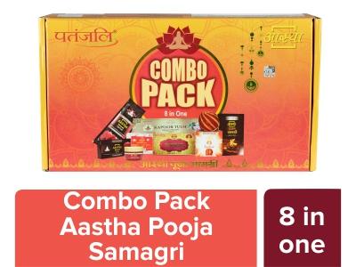 Aastha Pooja Samagri - Combo Pack