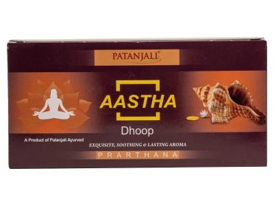 Aastha Prarthana Dhoop - 10 Stick