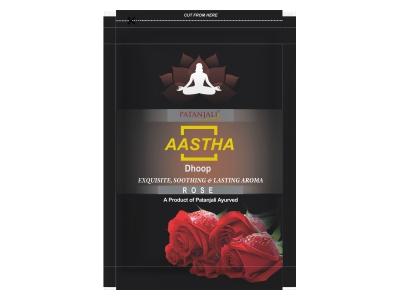 Aastha Rose Dhoop -20 Stick
