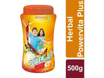 Patanjali Herbal Powervita Plus