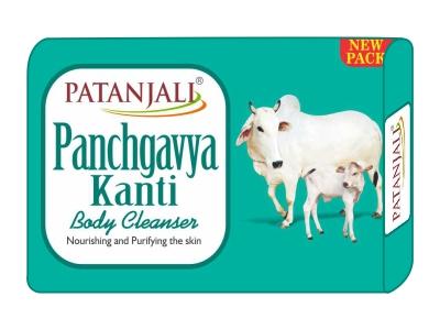 Patanjali Kanti Panchagavya Body Cleanser
