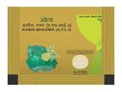 Divya Kasis Bhasma