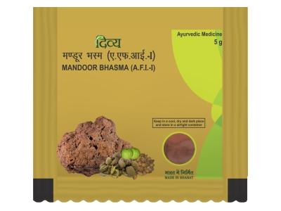 Divya Mandoor Bhasma