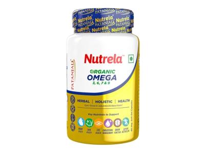 Patanjali Nutrela Org Omega 3,6,7,9